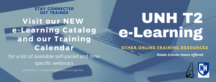 E-learning Generic announcement