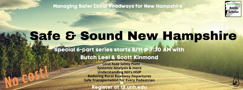 Safe and Sound New Hampshire Banner